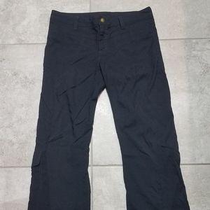 ATHLETA lightweight dipper black pants